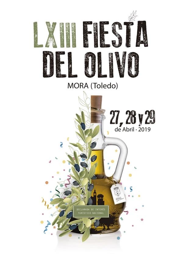 Cartel Anunciador LXIII Fiesta del Olivo